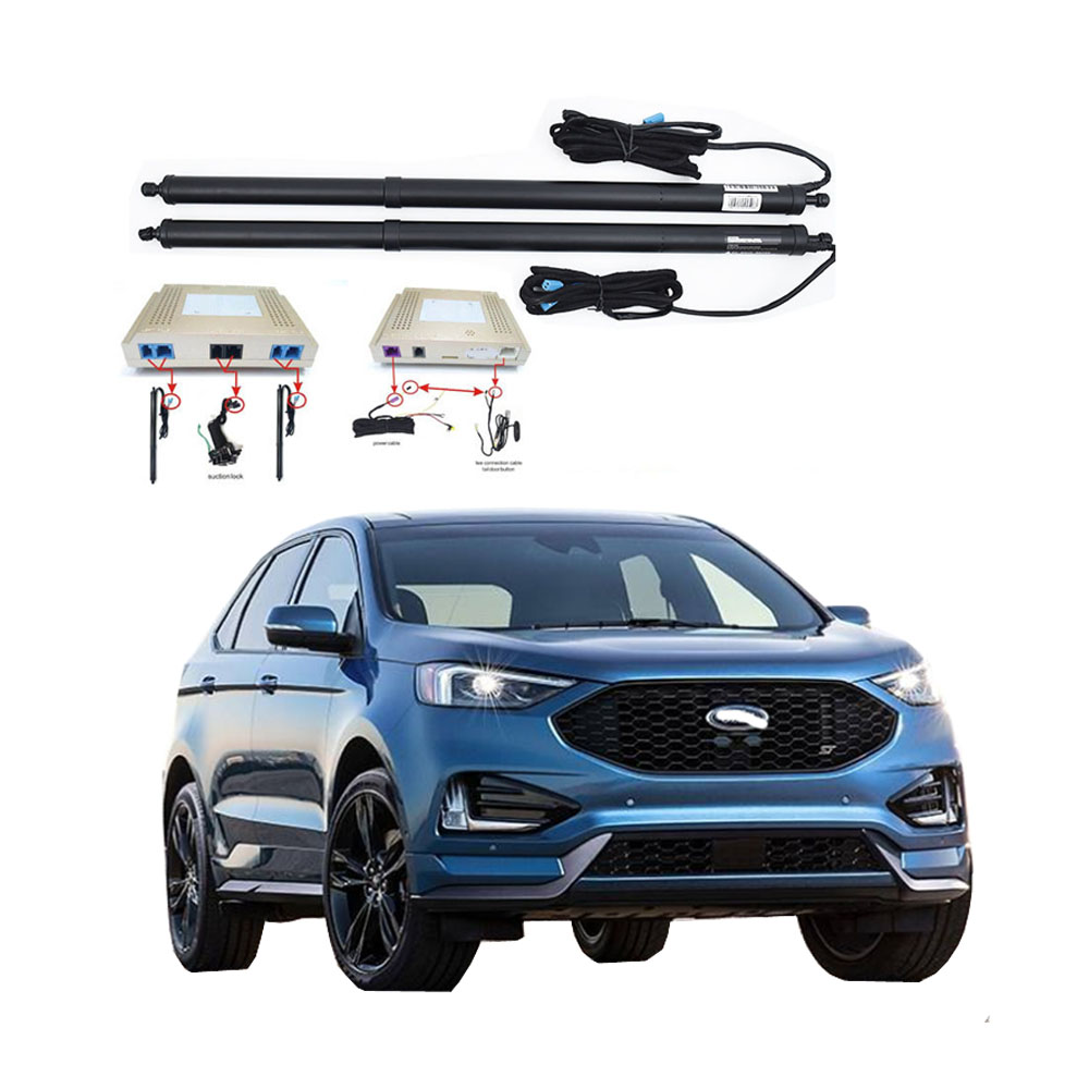New Electric Tailgate Refitted For FORD EDGE 2016 - 2020 Tail Box Intelligent Electric Tail Door Power Tailgate Lift Lock