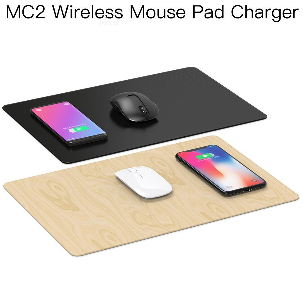 JAKCOM MC2 Wireless Mouse Pad Charger New product as desk terraria charging pad gaming mouse setup gamer usb charger car s9 image