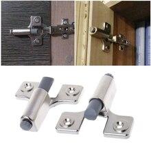 10pcs Cabinet Door Damper Quiet Adjustable Buffer Drawer Hinge Closer Catch Stopper Furniture Accessory