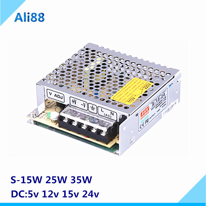<font><b>220</b></font> turn 24V switching power supply DC5V 12V 15V <font><b>36V</b></font> 48V 60V laboratory transformer CCTV/LED Strip AC/DC smpspower source Adapte image