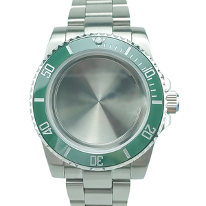 Чехол для часов и браслет для подводной лодки ETA2836 Miyota8215, 10 бар, 100 м, 330 футов, 40 мм