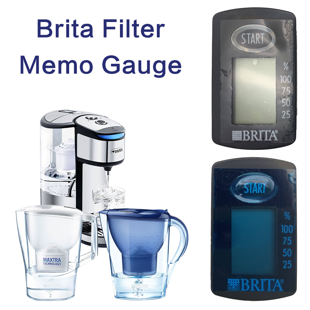 Brita Magimix Filter Replacement Electronic Memo Gauge Indicator Display