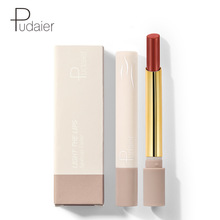 Pudaier16 color silky pipe lipstick matte soft fog portable lipstick foreign trade popular style
