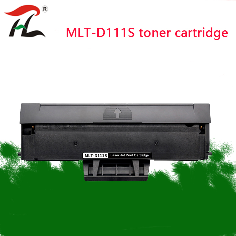 YLC D111 MLT D111S 111 Toner Cartridge Compatible for <font><b>samsung</b></font> Xpress M2070 M2070FW M2071FH <font><b>M2020</b></font> M2020W M2021 M2022 wich chip image