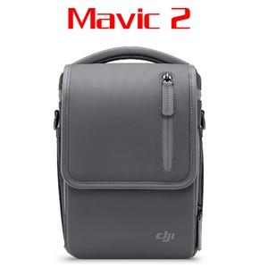 Image 2 - DJI Mavic 2 Bag 100% Brand Original WaterproofFor Mavic 2 pro/zoom Shoulder Bag Case Battery Accessories Drone Bags
