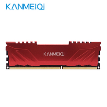 KANMEIQi ram DDR3 8GB 4gb 1333/1600MHz  1866MHz Desktop Memory with Heat Sink dimm Memoria 240pin 1,5v New