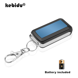 Image 1 - kebidu Wireless 433Mhz Remote Control Copy Code Remote 4 Channel Electric Cloning Gate Garage Door Auto For chipset PT2262