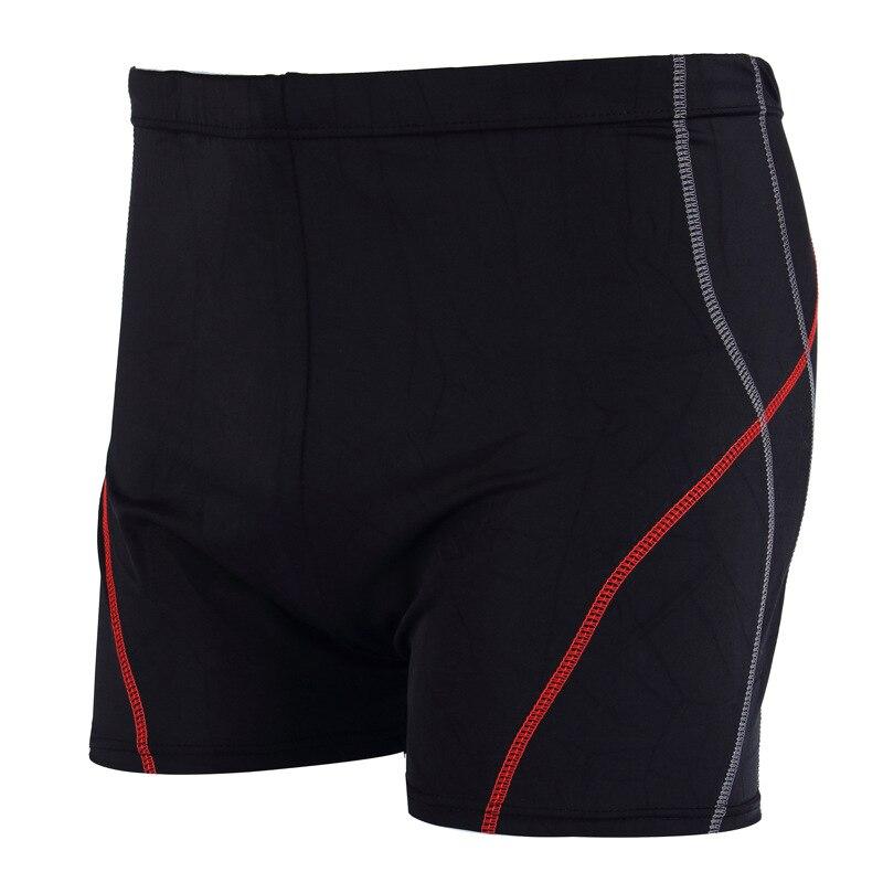 New Style Swimming Trunks Men Shorts Boxer Bathing Suit Men's Equipment Hot Springs Anti-Awkward Slim Fit Industry-Swimming Trun