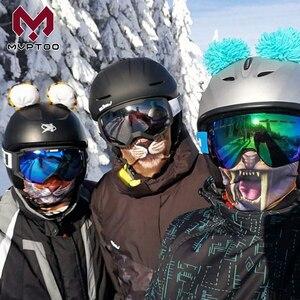 Image 5 - 3D Animal Cat Dog Husky Balaclava Hat Breathable Motorcycle Motocross Moto Ski Snowboard Helmet Liner Head Face Cap Men Women