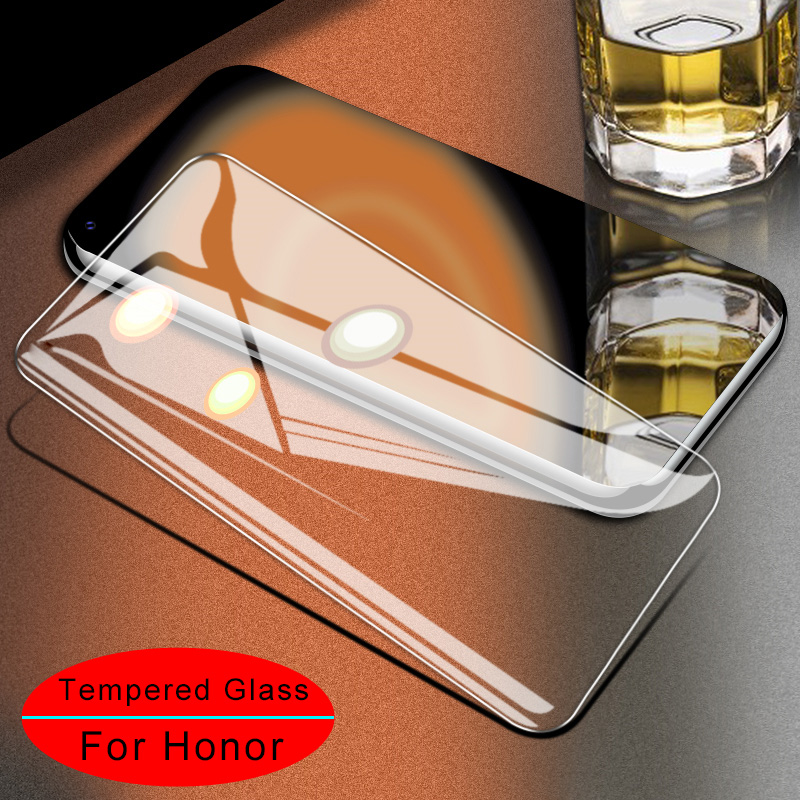 Toughed Screen Protector For Honor 3X 4X 5X 6X 7S 8S Transparent Glass Phone Front Film For Huawei Honor 7X 8X Max 9X Pro