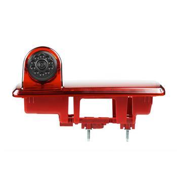 Stop Lamp Car Rear View Camera Shockproof Third Brake Light Night Vision View Camera for Opel Vivaro Renault Trafic 2014