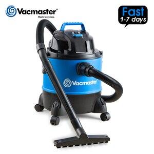Image 2 - Vacmaster бытовые вакуумные очистители, мокрый сухой пылесос для дома, 3 в 1, ручная стирка, пылесборник