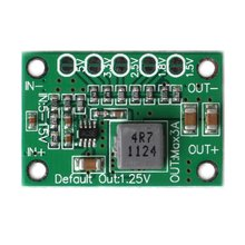 Dc понижающий Мощность плата преобразователя 5 16v до 125 v