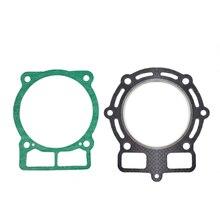 Motorfiets Motoronderdelen Hoofd Side Cover Pakking Voor Ktm 450 520 525 Exc Mxc Sx Xc XC F 450 Mxr 525 irs