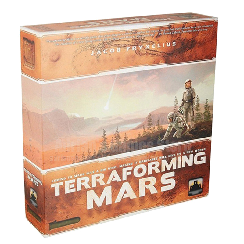 Terraforming-Mars Board Games Strategy Party Game 1–5 Players