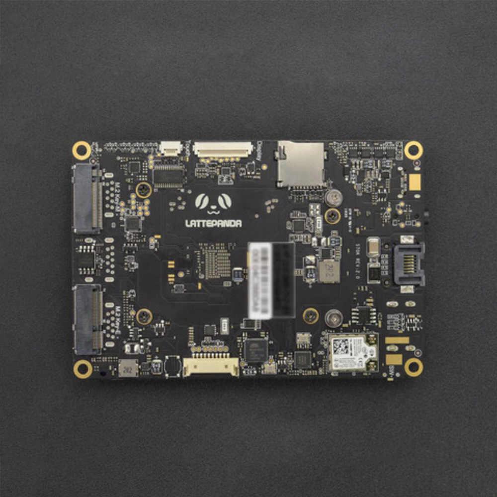 LattePanda Delta 432 Dev Board for Intel 8th Celeron N4100 Leonardo AI brain 2.4GHz 4GB/32GB support Windows Unactivated Linux