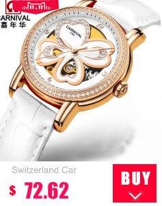 Suíça relógios carnaval marca de luxo cheio