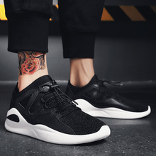 2020 Summer Breathable Mens running Shoes Mesh Man walking Fashion Moccasins Lightweight Men Sneakers Hot Sale