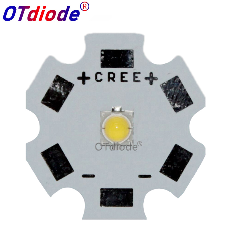5pcs 3W TSMC 3535 3535 SMD High Power LED Diode Chip Light Emitter Neutral White Warm White Instead Of CREE XPE XP-E Led