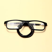 TR90 Magnetic Glasses Anti Blue Light Computer Mens Readers Reading Glasses with Clear Frame