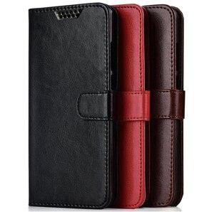 Flip Magnetic Phone Case for Infinix Zero 4 Plus Hot 6 Pro S S3 4 5 S3X Note 4 Pro 5 3 2 Smart Cover Leather Vintage Wallet Case