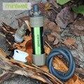 Filtre à eau de survie militaire portable miniwell jusqu'à 0.1 microns
