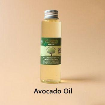 Refined avocado oil, Skin Care, Hair Care, Body Moisturizing, Body Massage, Suitable for Infants and Sensitive Skin excellance moscow express foaming peeling for dry and sensitive skin