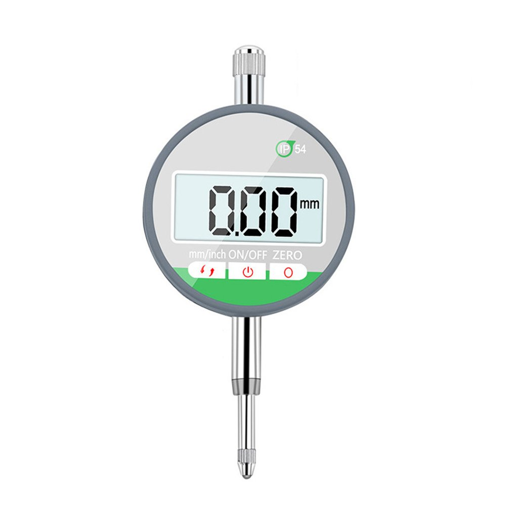 0-12.7mm Digital Dial Indicator Gauge Precision Measuring 0.001mm mm//inch