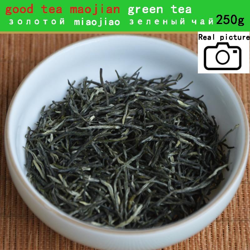 2020 New Spring Arrival Fresh Maojian Green Tea 250g Chinese Green Tea Xinyang Maojian Top Grade Weight Loss Tea Healthy 1