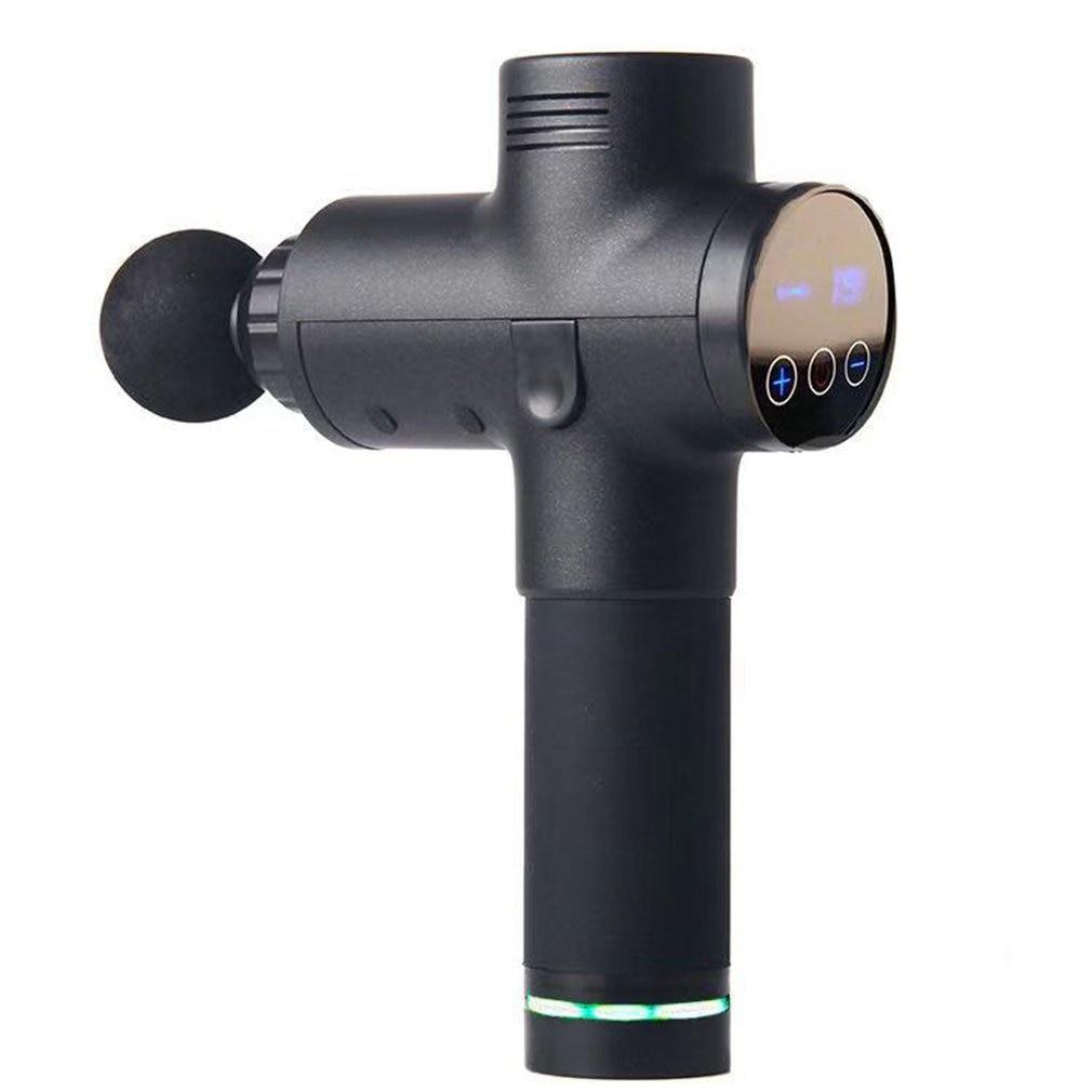 Myofascial Physiotherapie Instrument Stumm Touchscreen Fascia Gun Massage Pistole Elektrische Warp Film Auswirkungen Entspannen Gun Tiefe Massager