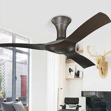 люстра вентилятор Роскошный потолочный с подсветкой пульт дистанционного