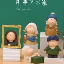 Original Artist Series Blind Box Toy Figurine Random A Cute Anime Character Gift Free Shipping Birthday Surprise Gift Box
