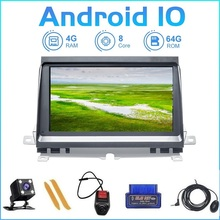 ZLTOOPAI Android 10 Player Stereo GPS Navigation Auto Radio For Land Rover Discovery 3 LR3 L319 2004 2009 Car Multimedia Player
