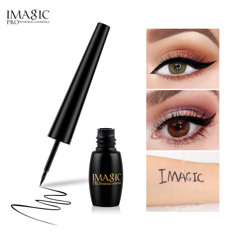 IMAGIC New Liquid Eyeliner Professional Long-Lasting Waterproof Eye Liner Girl Cosmetics