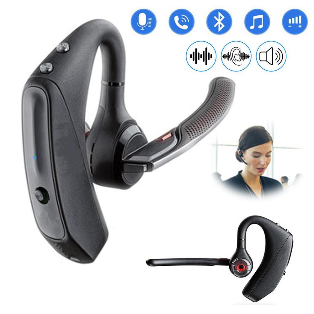 Wireless Bluetooth Headset Handsfree Earphone Over Ear Headphone With Microphone For Android Ios Iphone Samsung Motorola Lg Bluetooth Earphones Headphones Aliexpress