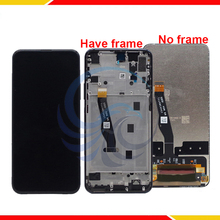 For Huawei Y9 Prime 2019 LCD Display Touch Screen Digitizer Assembly parts P Smart Z STK-LX1