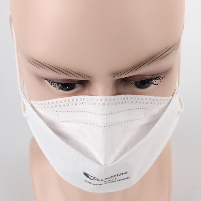 KN95-YX011 Fish type KN95 mask 95% filter antibacterial N95 mask dustproof PPE protective mask face mask FFP2 dust particles 4