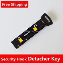 Chave magnética do ímã do gancho da segurança do detacher s3 removedor do handkey do ímã
