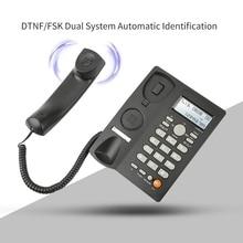 เดสก์ท็อปCordedโทรศัพท์จอแสดงผลCaller ID,สายโทรศัพท์พื้นฐานโทรศัพท์สำหรับHome/โรงแรม/สำนักงาน,ปรับVolume, Real Timeวันที่W