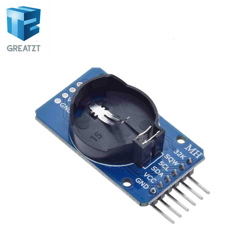 DS3231 AT24C32 Iic Precisie Rtc Real Time Clock Memory Module Rtc DS3231SN Memory Module Voor Arduino Raspberry Pi Diy Kit