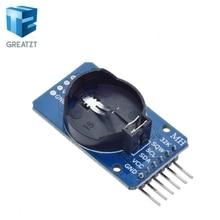 Módulo de memoria de reloj en tiempo Real DS3231 AT24C32 IIC Precision RTC, módulo de memoria RTC DS3231SN para Arduino raspberry pi DIY KIT