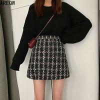 Твидовая мини-юбка Цена 903 руб. ($11.49) | 106 заказов Посмотреть