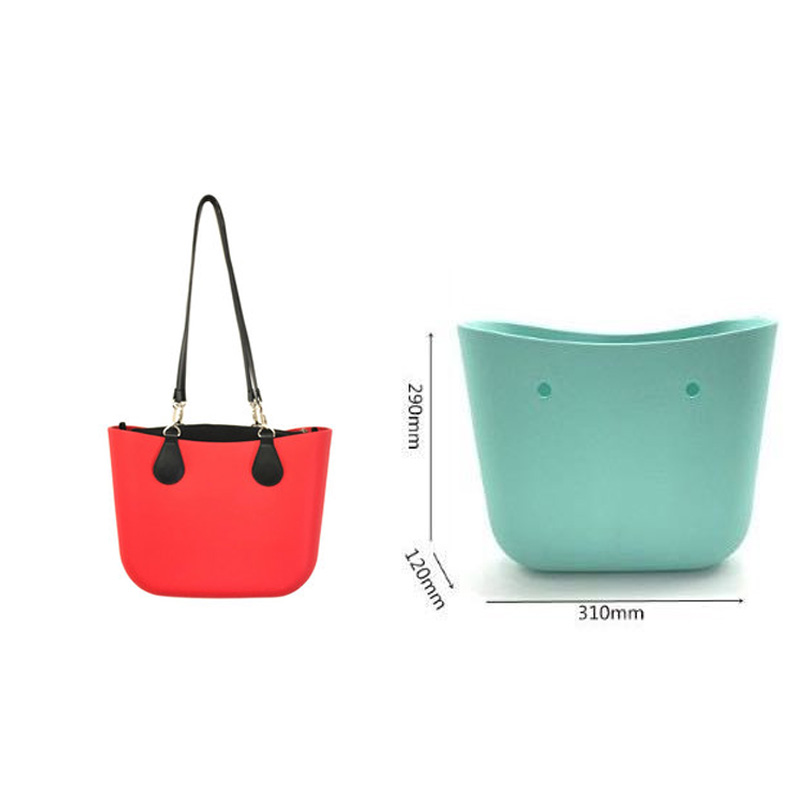 1 Pair Mini For Obag Handles And For Obag MINI Inner Bag Removable Matching Women Fashion Style TOTE Bag With Handbag