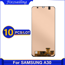 10PCS/Lot For Samsung galaxy A30 A305/DS A305F A305FD A305A Display Touch Screen Digitizer Assembly