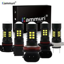 KAMMURI H8 H11 LED 9005 HB3 9006 HB4 Led Bulb H10 P13W PSX26W PS19W H16 5202