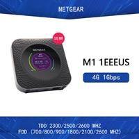 Unlocked EU version Netgear Nighthawk M1 MR1100 CAT16 4GX Gigabit LTE Mobile Router WiFi Hotspot Router pk e5788
