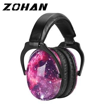 Защита ушей ZOHAN для детей, защита ушей, шумоподавление, защитные средства защиты органов слуха для детей ясельного возраста