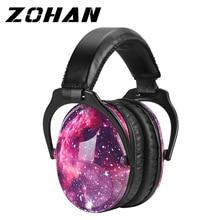 Zohan crianças proteção da orelha de segurança protetores auditivos protetores auditivos protetores para crianças redução ruído