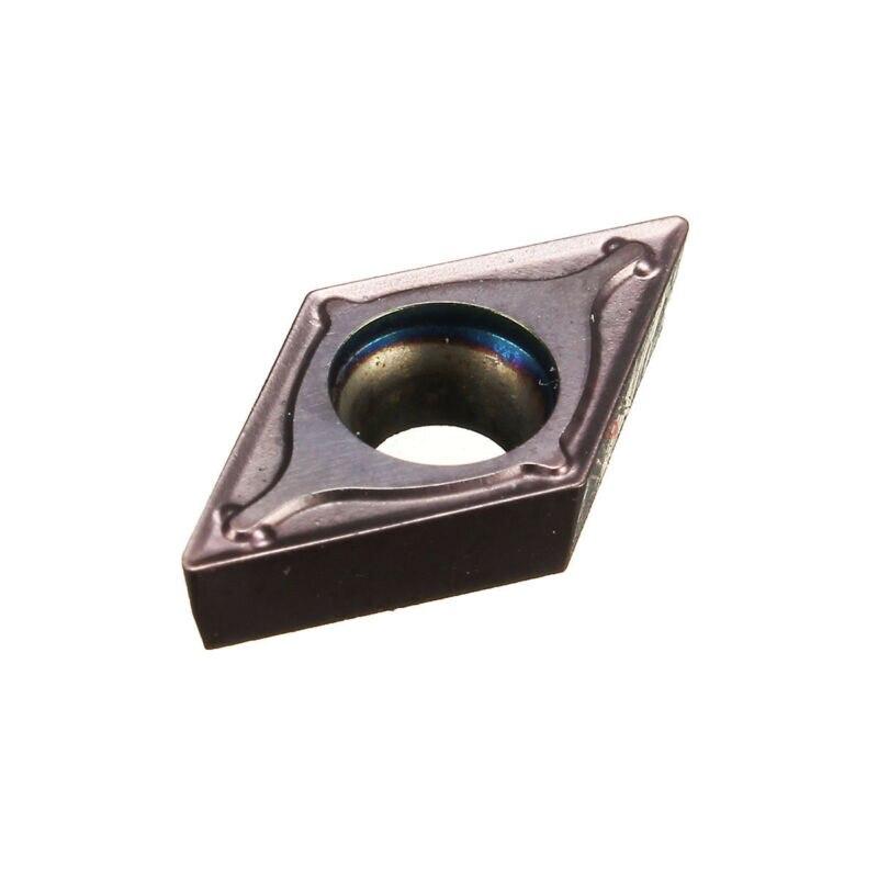 DCMT11T304 VP15TF DCMT 11T3 Carbide Insert Lathe Boring Turning Tools Set Kit