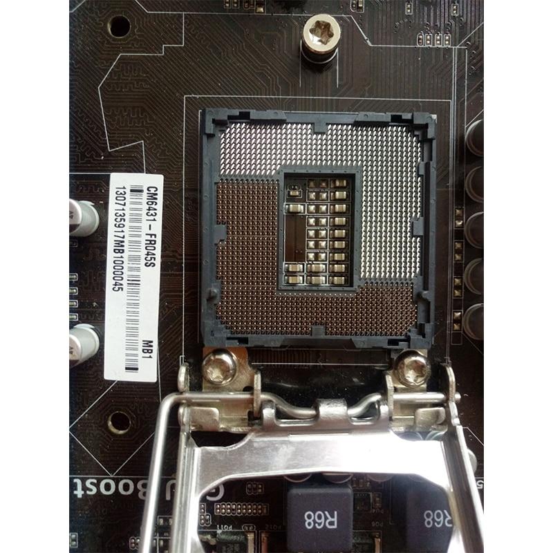 For ASUS P8H61-M LX2 Desktop motherboard MB Intel H61 LGA 1155 micro ATX DDR3 16GB SATA3.0 USB2.0 100% fully Tested 1